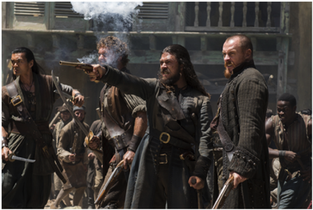 Black Sails, Pirates, Starz, Final Season