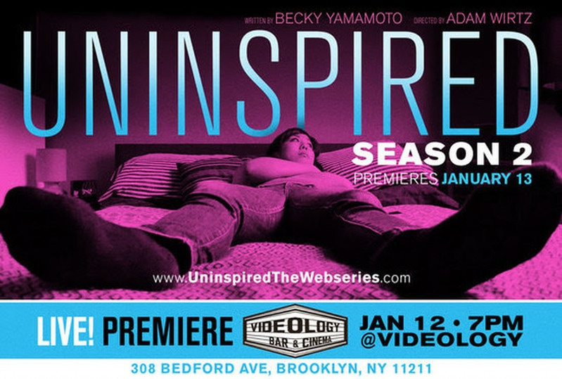 Uninspired, uninspired season 2