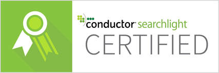 Conductor Searchlight, c3, c3ny, seo, seo Long Island, seo NYC, SEM, conductor certified